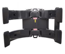 CR-S - Полноповоротный 360° захват для бумажных рулонов с раздельными лапами