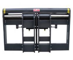 PFA_T - Позиционеры вил для экстремальных условий с FEM кареткой, установленной на балке, с отдельной кареткой бокового сдвига